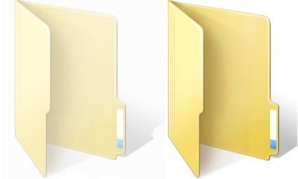 Windows 8 dosya gizleme