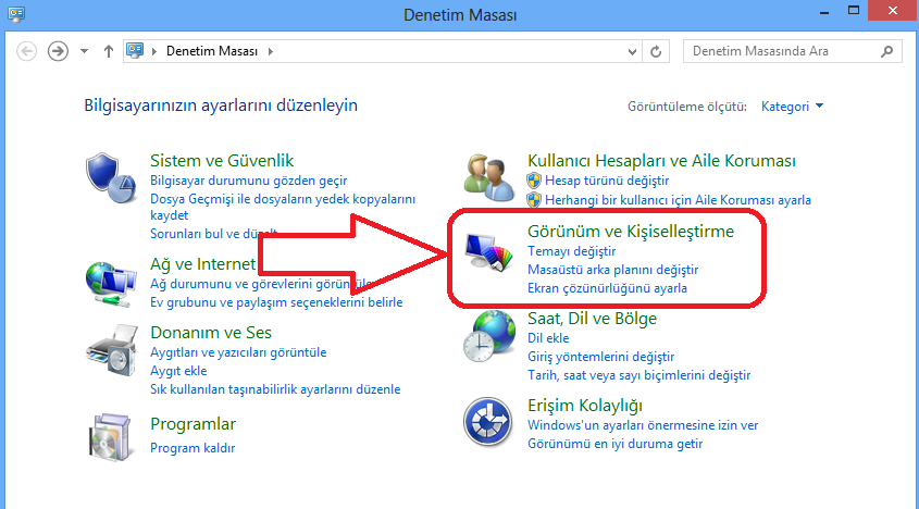 windows 8 dosya gizleme açma (4)