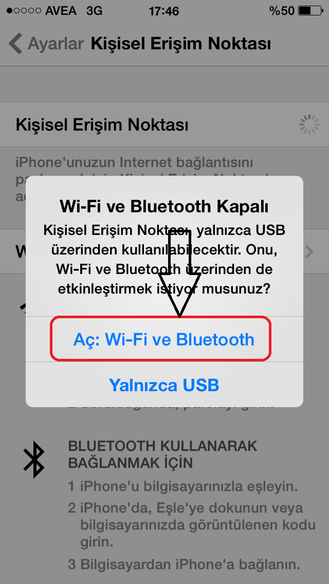 how to create a wifi hotspot on iphone 6