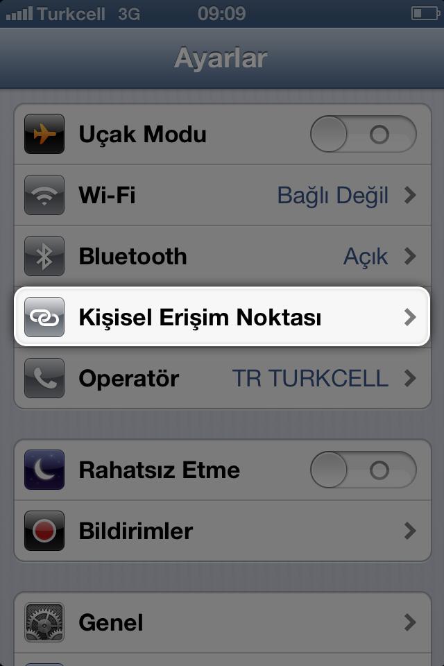 iphone modem yapma (2)