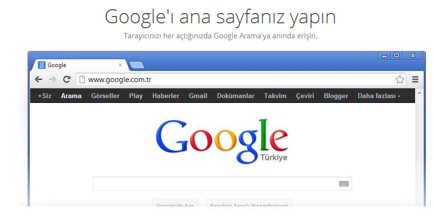 google ana sayfa yap (1)