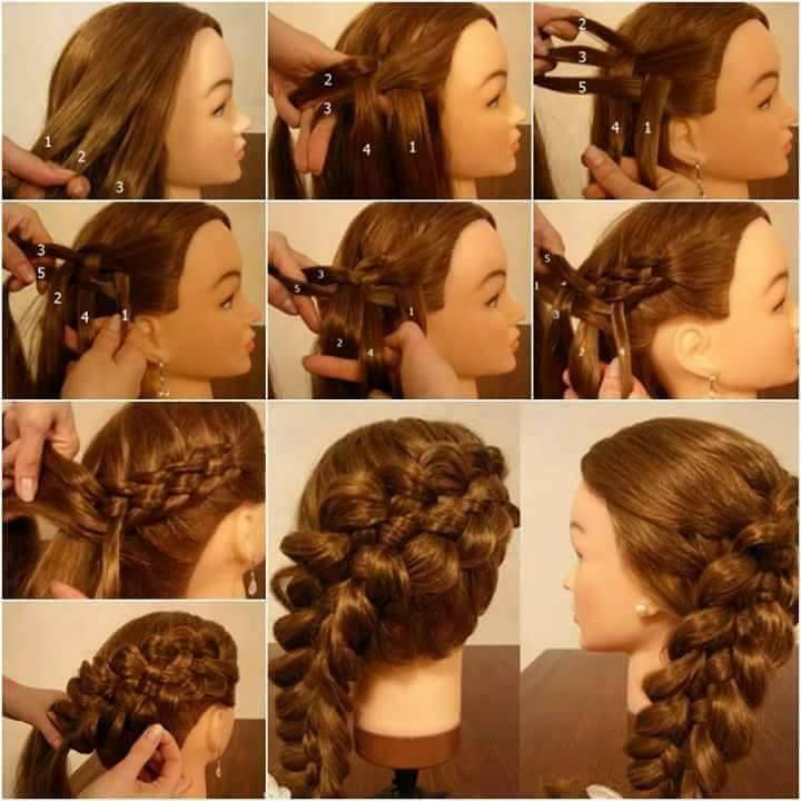 Gelin Saçı Modelleri (10)