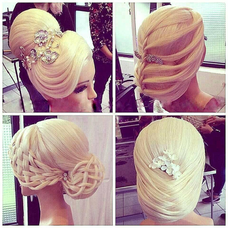 Gelin Saçı Modelleri (12)