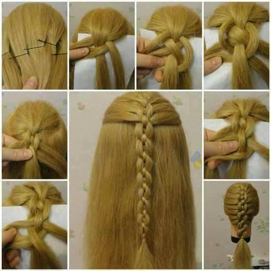 Gelin Saçı Modelleri (13)