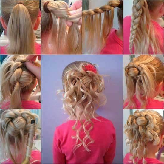 Gelin Saçı Modelleri (14)