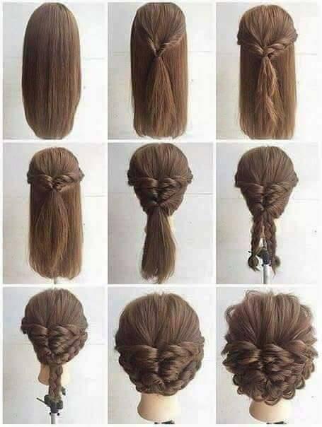 Gelin Saçı Modelleri (16)