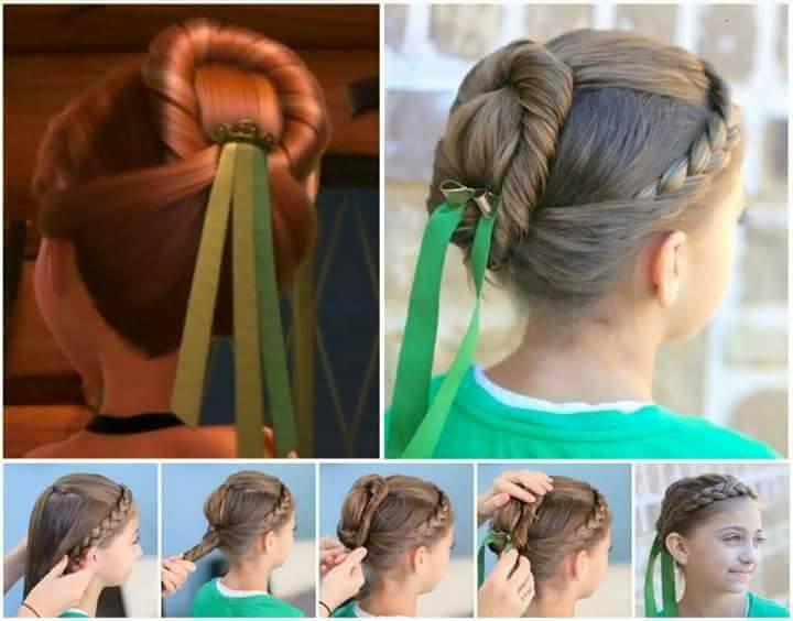 Gelin Saçı Modelleri (17)