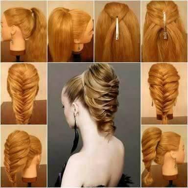 Gelin Saçı Modelleri (19)