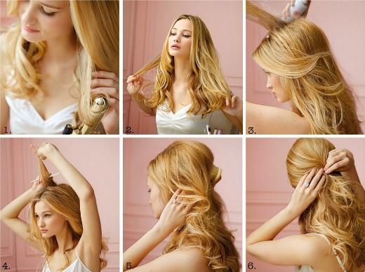 Gelin Saçı Modelleri (2)