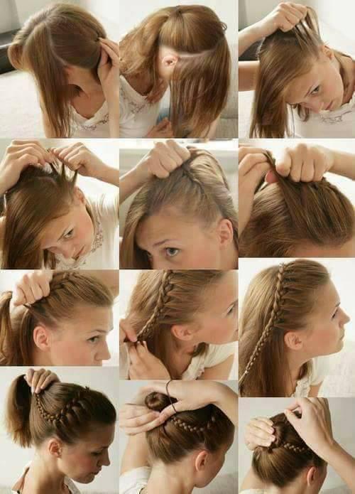 Gelin Saçı Modelleri (21)