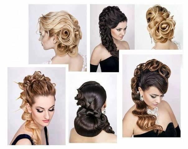 Gelin Saçı Modelleri (24)