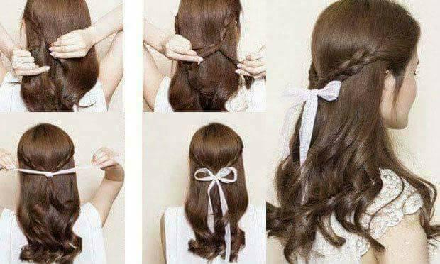 Gelin Saçı Modelleri (32)