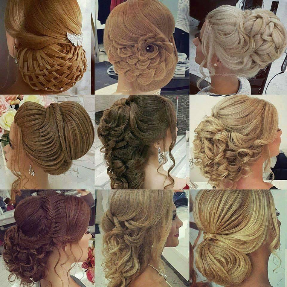 Gelin Saçı Modelleri (35)