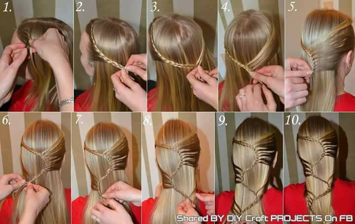 Gelin Saçı Modelleri (4)