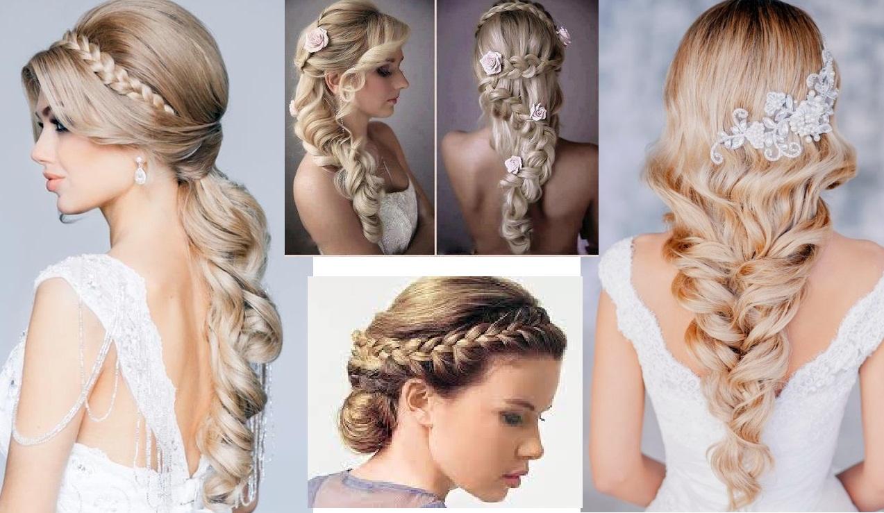 Gelin Saçı Modelleri (41)