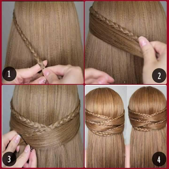 Gelin Saçı Modelleri (7)