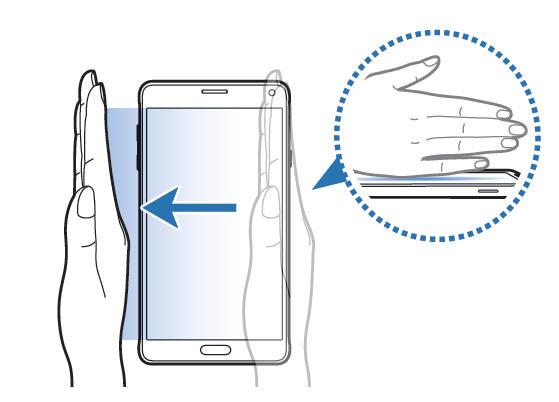 Samsung Galaxy Note 7 Ekran Görüntüsü Alma (2)