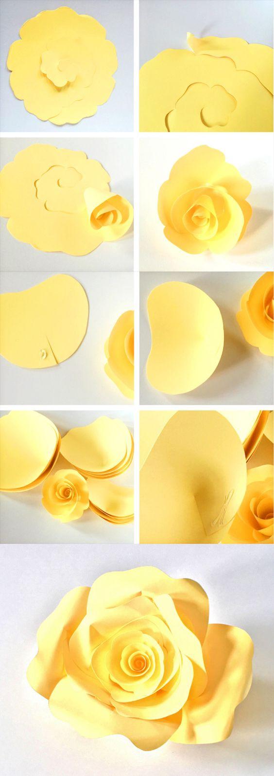 keçeden çiçek yapımı modelleri (8)